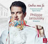 Philippe Jaroussky - Francesco Cavalli: Ombra Mai Fu (NEW CD)
