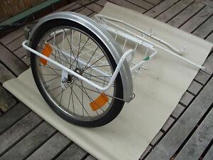 Fahrrad-Beiwagen Sprick Packy 70er Jahre