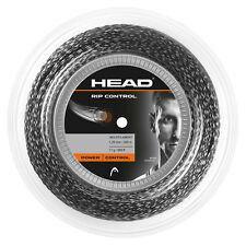 HEAD RIP CONTROL 17 black tennis racquet string 660 foot 200M REEL Auth Dealer