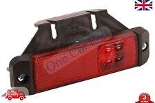 Universel Camion côté marqueur Lumière DEL 24 V E Certifiés Red Lens