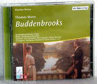 2 CD-Set - Thomas Mann - DIE BUDDENBROOKS Teil 3