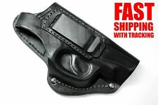 NEW! Leather Waist Gun Holster PM Makarov Belt Concealed Carry Worldwide!