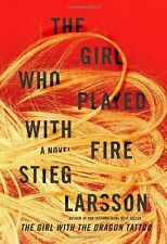 The Girl Who Played with Fire (Millennium ) by Stieg Larsson