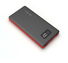 (100% Original) PINENG PN-963 10000 mAh Lithium Polymer Power Bank Slim - Black