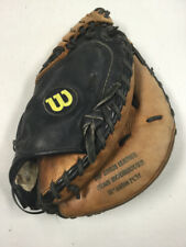 "Wilson Pro 500 Right Hand Size 32"" Used Baseball Catcher Mitt"