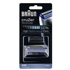 Foil Cutter Block Braun 20S Shaver 2675 2775 2776 2778 2864 2865 Z30 Series 2000