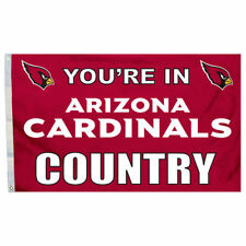 Arizona Cardinals Country Grommet Pole Flag