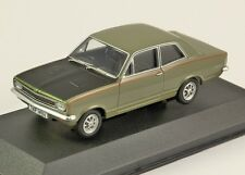 VAUXHALL VIVA GT in Elkhart Yellow 1/43 scale model CORGI Vanguards