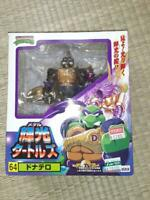 Teenage Mutant Ninja Turtles Figure Mutant Metal Donatello Many shortages