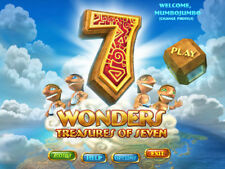 7 Wonders: Treasures of Seven - Fun&Casual Match 3 Puzzle Game - Steam Key ONLY
