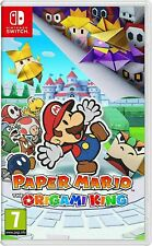 Paper Mario The Origami King Nintendo Switch Brand New & Sealed