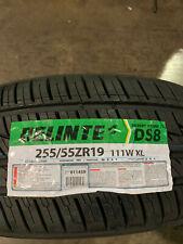 1 New 255 55 19 Delinte Desert Storm II DS8 Tire