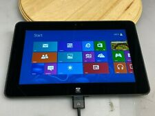 Dell Latitude 10-ST2 Tablet PC Intel Atom Z2760 1.80GHz 2GB 64GB SSD Win8 *READ