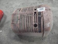 International Harvester Super H front grill Tag #8985