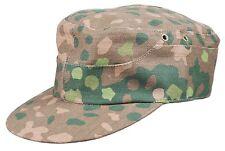 WW2 GERMAN ELITE DOT44 CAMO FIELD CAP HAT SIZE L-3333