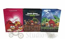 Rovio Angry Birds Party Favor Supplies Paper Goody Loot Gift Bags [6ct]