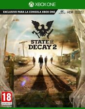 Microsoft - State of Decay 2 X1 X-one Accs Blu-ray Disc