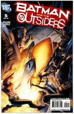 Batman and the Outsiders (2007) #5 NM 9.4 Doug Braithwaite Cover Chuck Dixon