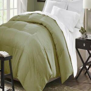 Royal Luxe Lightweight Microfiber Color Down Alternative Comforter T4101117