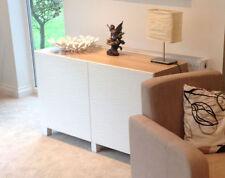 IKEA White Sideboards