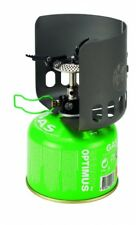 Optimus Cooker Set Elektra FE Gas Incl Pot Cover Pan Wind Protector Piezo T