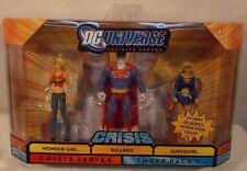 DC Universe Infinite Heroes Crisis Series - Wonder Girl Bizarro & Supergirl MISB