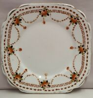 Vintage Royal Albert Crown China Imari Style Side Plate Bone China c1925-27