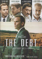 The Debt New DVD