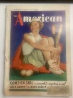 The American Magazine J. Edgar Hoover 1936 May Crime Family Doctor
