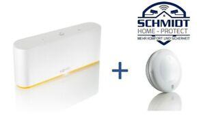 AKTION - SOMFY TaHoma Box Switch V3 1870594 + Sonnensensor Sunis io 1818285