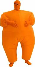 Choose: Adult Chub Suit® Inflatable Blow Up Color Full Body Costume Jumpsuit
