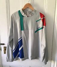 Adidas Originals *RARE* Vintage West Germany Pullover Jacket - Grey - Large