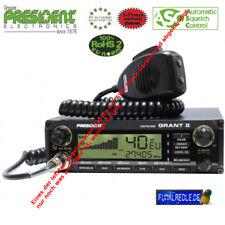 President Grant II ASC PREMIUM mit muRata Filter - AM/FM/SSB Messplatz top !