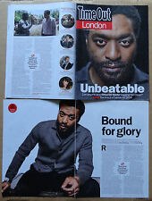 Time Out magazine January 7-13 2014 featuring Chiwetel Ejiofor
