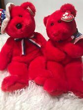 59e206318cc TY Beanie Buddy - THOMAS the Bear (14.5 inch) - MWMTs Stuffed Animal Toy