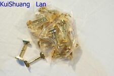 violin part:10pairs hill style fission chin rest clamps of violin