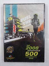 2008 Indianapolis 500 Fuel The Dream Highlight DVD Scott Dixon Target Ganassi