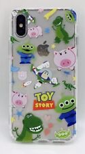 NEW iPhone X Disney Toy Story Silicon Soft Phone Case