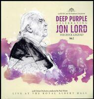 Jon Lord - Deep Purple Celebrating : The Rock Legend Volume 2 Nouveau LP