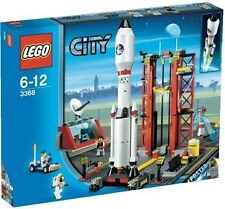 LEGO City 3368 Space Center 100% COMPLETE  - NO Box. Manuals Included.
