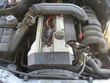 MERCEDES W202 C280 PETROL SPORT AUTO ENGINE FOR SALE
