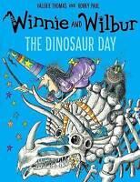 Winnie the Witch Story Book - WINNIE & WILBUR:  THE DINOSAUR DAY -  NEW