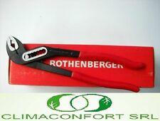 "ROTHENBERGER POLIGRIP 10"" - 250MM  PINZE ROSSE TIPO SPK  N° 70522"