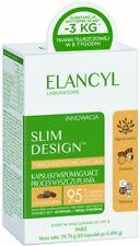 ELANCYL, Slim Design, 60 caps - slimmind, diet, fat burn