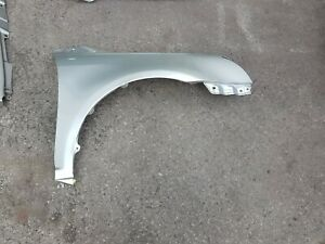 TOYOTA AVENSIS FRONT WING DRIVER SIDE FACELIFT SILVER GOLD 2008