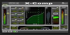 SSL duende native X-Comp compressor VST au AAX plug-in