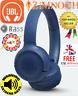 JBL 500 BT BLUE On-Ear Headphones Pure Bass Sound TUNE 16H battery