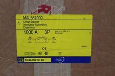 SQUARE D MAL361000 CIRCUIT BREAKER, NEW IN BOX