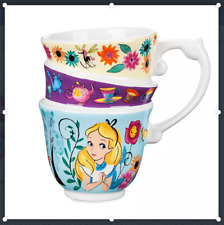 Disney Store Authentic Alice in Wonderland Mug - 12 oz - New