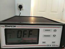 Leybold Inficon CC3 Vacuum Gauge Controller